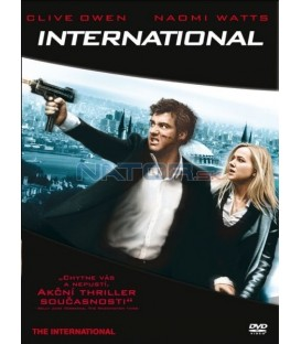 International (International) DVD