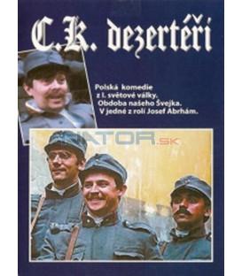 C.K. dezertéři (C.K. dezerterzy) DVD