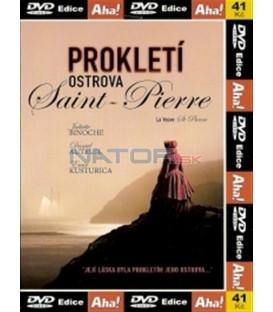 Prokletí ostrova Saint-Pierre (La Veuve de Saint-Pierre) DVD