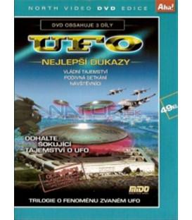 UFO: Nejlepší důkazy (UFO: Nejlepší důkazy) DVD