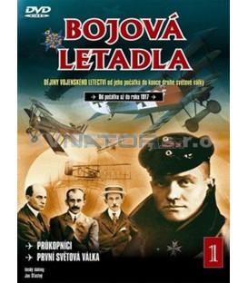 Bojová letadla 1 (Los Pioneros / La Primera Guerra Mundial) DVD