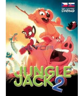 Jungle Jack 2 (Jungledyret 2 - den store filmhelt) DVD
