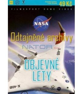 Odtajněné archivy - Objevné lety (NASA´s X-Files - Flights of Discovery) DVD