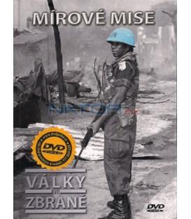Války a zbraně - Mírové mise dvd + kniha DVD