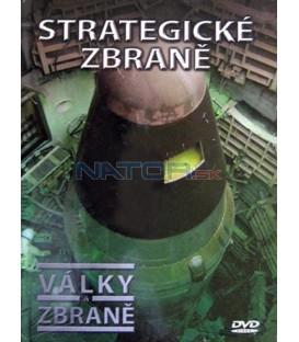 Války a zbraně - Strategické zbrane dvd + kniha DVD