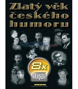 Zlatý věk českého humoru CD