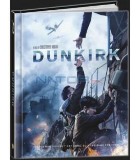 Dunkerk (Dunkirk) 2xBlu-ray+bonus disk digibook