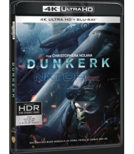 Dunkerk (Dunkirk) UHD+BD - 2 x Blu-ray