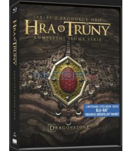 Hra o trůny 7. série (Game of Thrones Season 7) Blu-ray (3 X BD) STEELBOOK