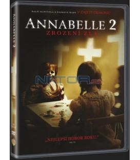 Annabelle 2: Zrození zla (Annabelle: Creation) DVD