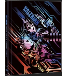 Valerian a město tisíce planet (Valerian and the City of a Thousand Planets) DVD Mediabook