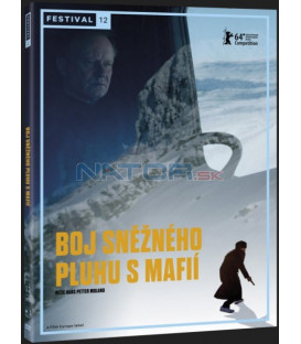 Boj sněžného pluhu s mafií (In Order of Disappearance) DVD
