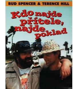 Kdo najde přítele, najde poklad (Chi trova un amico, trova un tesoro) DVD
