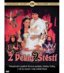 Z pekla štěstí 2 DVD