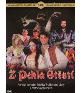 Z PEKLA ŠTĚSTÍí 1 DVD