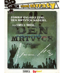 Deň Mŕtvych (Day Of The Dead) DVD