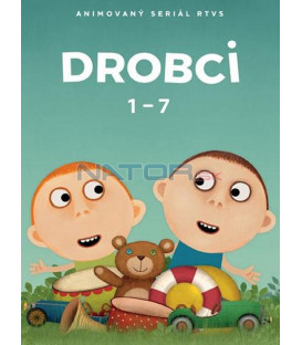 Drobci DVD