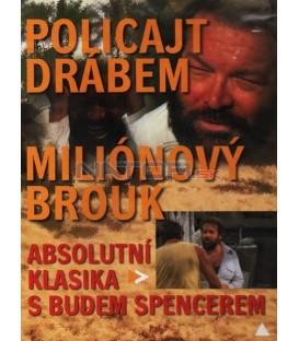 Policajt drábem + Milionový brouk DVD