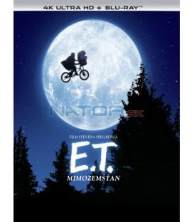 E.T. Mimozemšťan UHD+BD - 2 x Blu-ray