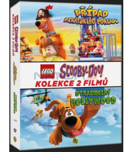 Lego Scooby-Doo kolekce 2DVD
