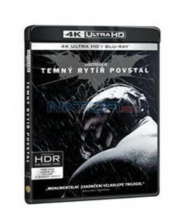Temný rytíř povstal (Dark Knight Rises)UHD+BD - 3 x Blu-ray +bonus disk