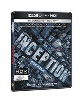 Počátek (Inception) UHD+BD - 3 x Blu-ray +bonus disk