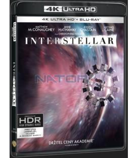 Interstellar (Interstellar) UHD+BD - 3 x Blu-ray +bonus disk