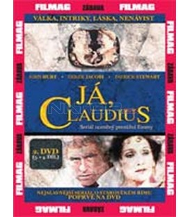 Já, Claudius – 2. DVD (I, Claudius)