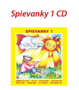 Spievanky 1 CD