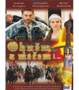 KOLEKCIA OHNĚM A MEČEM 1 + 2 DVD