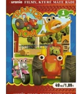 KOLEKCIA TRAKTOR TOM 1-7x DVD