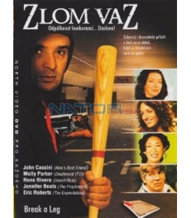 Zlom vaz (Break a Leg) DVD