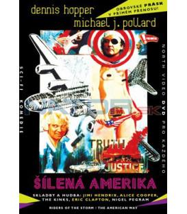 Šílená Amerika DVD