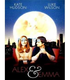 Alex a Emma DVD