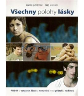 Všechny polohy lásky (Azuloscurocasinegro) DVD