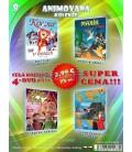 Animovana kolekcia 8 - / 4 DVD /