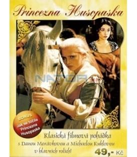 Princezna Husopaska DVD