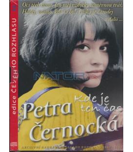 Petra Černocká: Kde je ten čas - CD