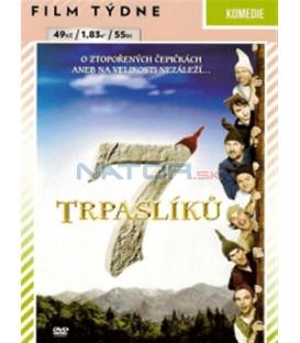 7 trpaslíků (7 Zwerge) DVD