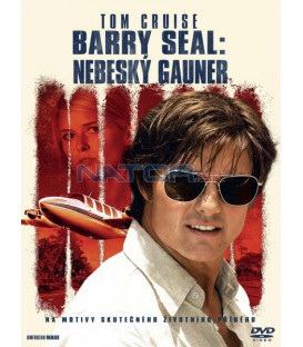 BARRY SEAL: Nebeský gauner DVD