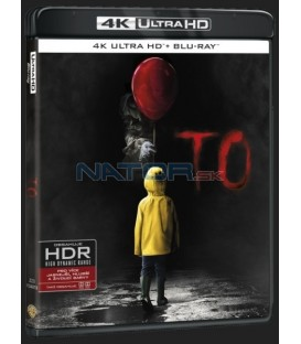 To (It) 2017 UHD+BD - 2 x Blu-ray
