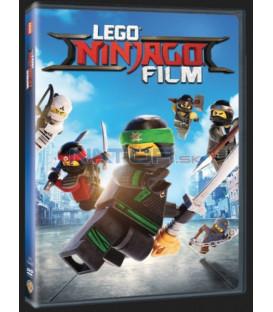 Lego Ninjago film (The LEGO Ninjago® Movie) DVD