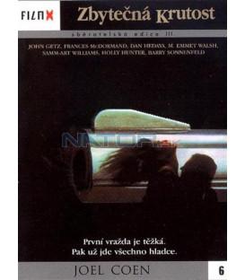 Zbytečná krutost (Blood Simple) DVD