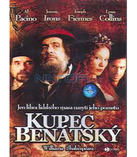 Kupec benátský (The  Merchant of Venice) DVD