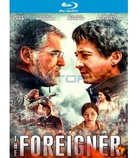 The Foreigner 2017 Jackie Chan BLU-RAY