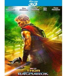 THOR 3: Ragnarok 2017 Blu-ray 3D + 2D