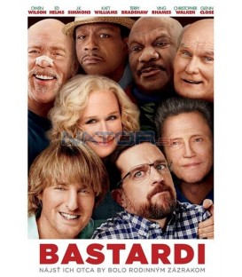 Bastardi 2017 (Father Figures) DVD