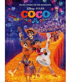 Coco 2017 Animovaný DVD