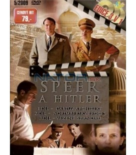 Speer a Hitler, díly 1, 2, 3-3 v 1 (Speer and Hitler: The Devil´s Architect)