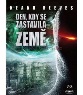 Den, kdy se zastavila Země Blu-Ray (Day the Earth Stood Still, The)